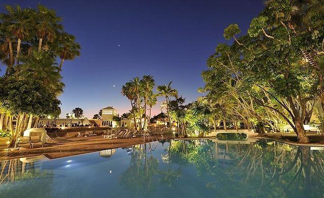 HOTEL JARDIN TROPICAL, COSTA ADEJE (TENERIFE) ****